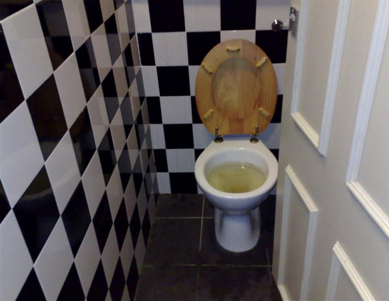 Dirty public toilets are all too common these days especially in highly rated places like restaurants and public houses.